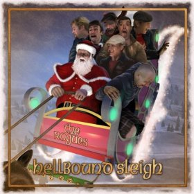 Hellbound Sleigh - Bagpipe and Fiddle Christmas Music